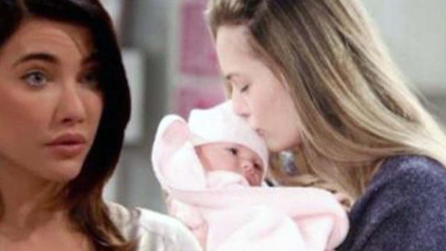 Anticipazioni Beautiful: Hope vuole conoscere Phoebe, la bambina adottata da Steffy