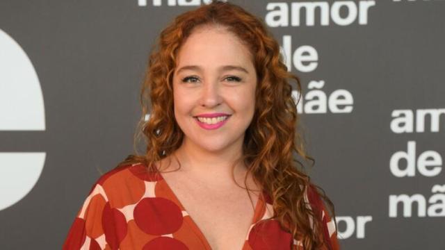 'Amor de Mãe': Débora Lamm conta que usou seu casamento como inspiração para personagem