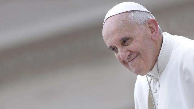 Il Papa nel corso della sua catechesi ha preso spunto dal Vangelo di Luca