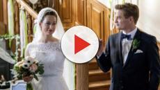 Tempesta d'amore, anticipazioni al 22 dicembre: le nozze di Tina e Ragnar