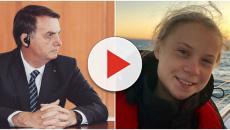 Após resposta a Bolsonaro, Greta Thunberg muda Twitter mais uma vez e rebate Trump