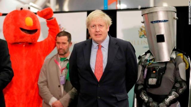 Election results 2019: Boris Johnson returns to power with big majority