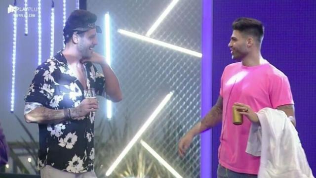 'A Fazenda': Diego e Netto dialogam sobre roça cancelada entre Lucas e Hari