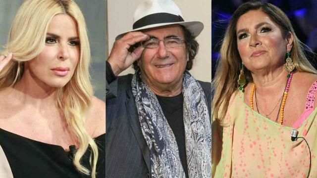 Al Bano chiede la 'pace' tra Romina Power e Loredana Lecciso