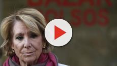 Aguirre se queda parada en un paso cebra en Madrid Central e impide el paso a los peatones