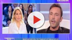 Daniele Di Lorenzo confessa alla d'Urso: 'Sono sempre stato innamorato di Elena Morali'