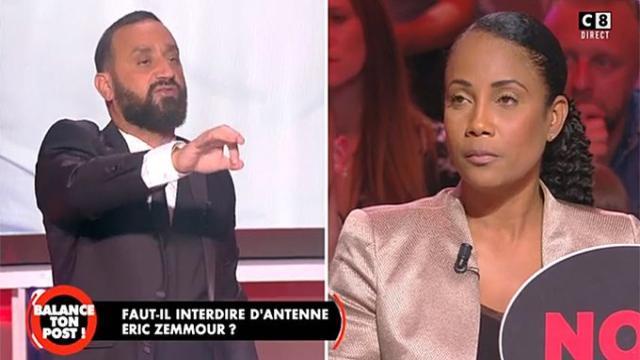 TPMP : Cyril Hanouna fond en larmes en défendant Christine Kelly, menacée de mort
