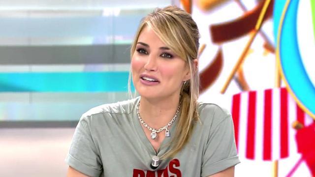 Alba Carrillo asegura a Adara que cree que Gianmarco 'le viene mejor' que Hugo Sierra