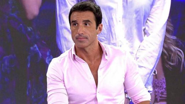 Hugo esta destrozado por culpa de los besos entre Gianmarco y Adara
