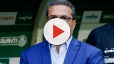 Palmeiras encaminha Luxemburgo, mas tem técnico espanhol na pauta