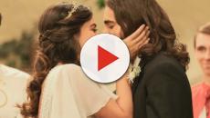Il Segreto, anticipazioni al 29 dicembre: Isaac ed Elsa si sposano