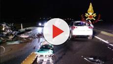 Noventa di Piave, incidente stradale: tre ventenni perdono la vita