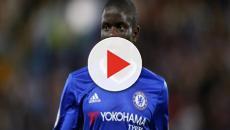 Calciomercato Juventus, voci dall'Inghilterra: 'Kantè potrebbe lasciare il Chelsea'