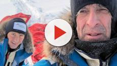 Trentino, alpinista rimane 50 minuti sepolto sotto uno strato di neve