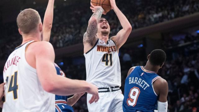 New York Knicks vs Denver Nuggets preview