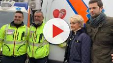 Nadia Toffa: due nuove ambulanze con il suo volto a Milano