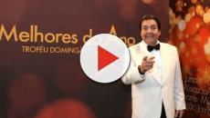 Diversos artistas discursam a favor da cultura no 'Troféu Domingão - Melhores do Ano'