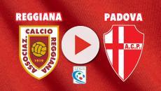 Reggiana-Padova, Serie C: ore 21:00, i granata sfideranno i veneti nel big match