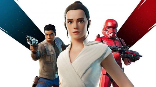 'Fortnite Battle Royale' 'Star Wars' event: review