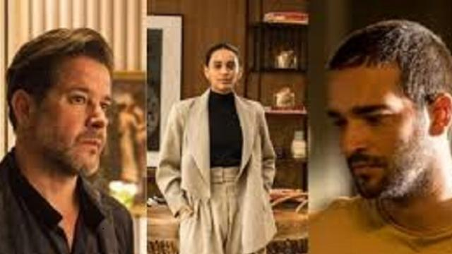 'Amor de Mãe´': Após teste de DNA, Vitória descobre que Sandro é seu filho