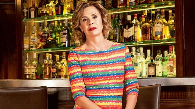 Ágatha Ruiz de la Prada tuvo que medicarse tras la infidelidad