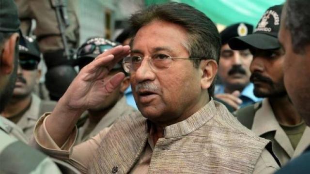 Pervez Musharraf sentenced to death in high treason case
