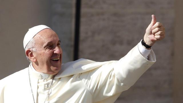 All'Angelus Papa Francesco ha tenuto a precisare le parole di Giovanni Battista