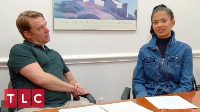 '90 Day Fiance:' Michael and Juliana are facing the prenup drama