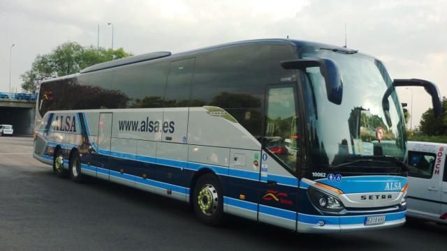 Peligra el monopolio de Alsa por la posible liberalización del autobús