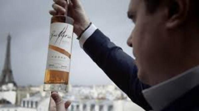 'Guillotine Vodka' élue meilleur produit de l'année aux USA