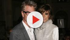 Harry Hamlin tells Lisa Rinna he has a 'divorce lawyer on speed dial'