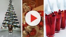 Cuidados com a decoração de natal são essenciais