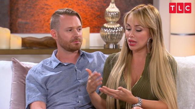 '90 Day Fiance:' Paola Mayfield calls out Michael Jessen