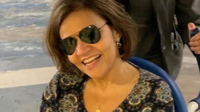 Claudia Rodrigues ganha alta de hospital e faz vídeo otimista para os fãs