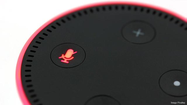 Latest battle cry for Christmas: 'Alexa, change the subject'