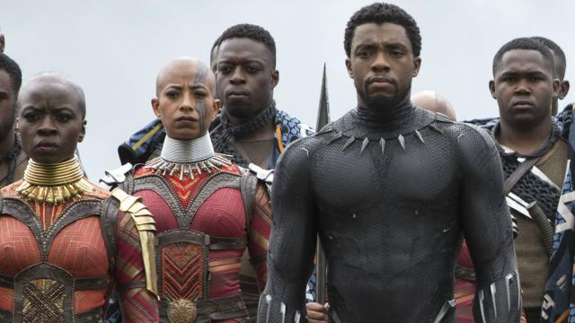 US government lists fictional nation Wakanda as trade partner