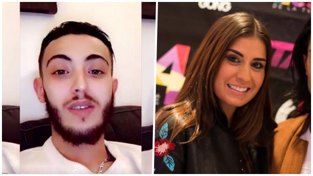 Martika dit ne pas mériter que sa vidéo intime fuite, Nabil explique qu'il y en a d'autres
