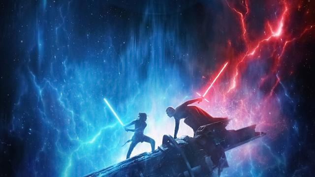 'Rise of Skywalker' offers plenty of fan service but no real climax