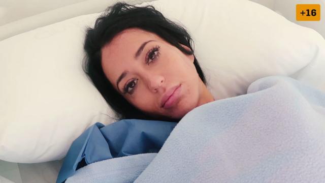 Aurah Ruiz operada de emergencia por sus prótesis mamarias: 'Tenía líquido suelto'
