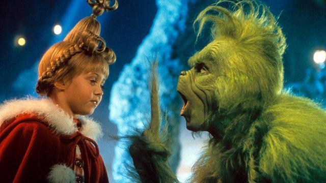 Il Grinch andrà in onda su Italia 1 la notte della Vigilia di Natale