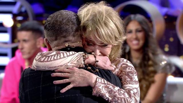Tras su encuentro con Jorge en la final de GH VIP /, Mila se derrumba