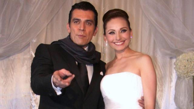 Jorge Salinas fará filme e deverá perder muito peso