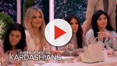 The Kardashian family won't do a Christmas card this year