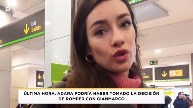 GH VIP 7: Gianmarco, muy dolido por las duras palabras de Adara a Lara Álvarez