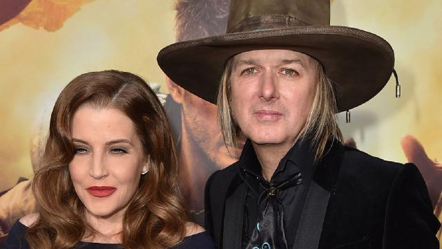 Lisa Marie Presley and Michael Lockwood divorce