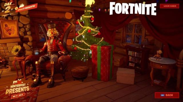 'Fortnite Battle Royale:' Players can get a free Christmas skin in the game