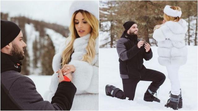 LPDLA7 : Nikola Lozina et Laura vont se marier en septembre
