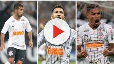 Corinthians libera três jogadores para acertar com outros times