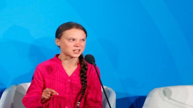 Australia Bushfires: Greta Thunberg lashes 'political inaction'