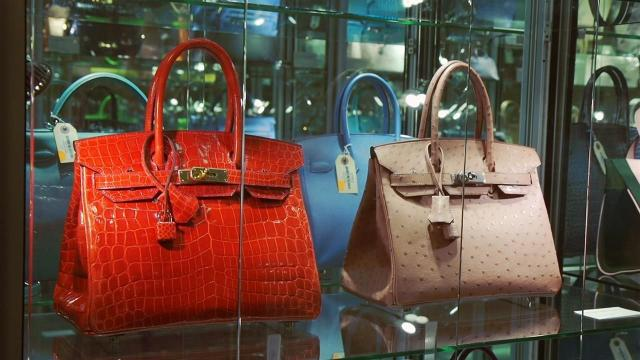 Stormi Webster wants a $10k Birkin bag, viewers say